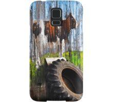 Barn Doors Samsung Galaxy Case/Skin