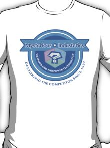 Mysterious Industeries T-Shirt