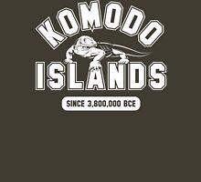 Komodo Islands Since 3800000 BCE White Unisex T-Shirt