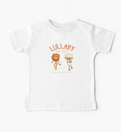 Lullaby Dance Party Baby Tee