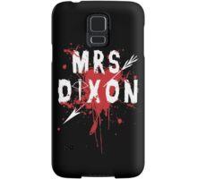 Mrs Dixon Samsung Galaxy Case/Skin