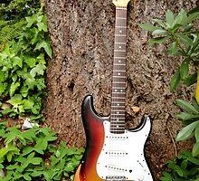Stratocaster by JennAshton