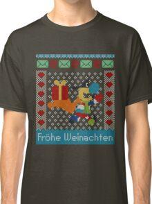 Christmas Cybermessenger Classic T-Shirt
