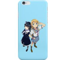 Kuroneko and Kirino! iPhone Case/Skin