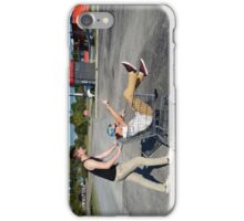 People You Know shopping cart iPhone Case/Skin