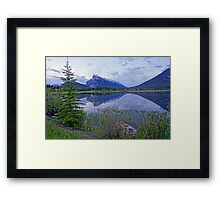 Banff Dawn Framed Print