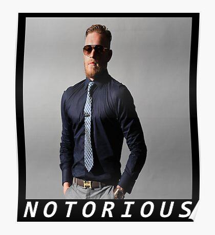 Conor McGregor Notorious Poster