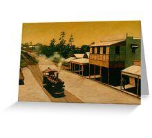 South Johnstone 1936 Greeting Card