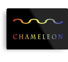 Chameleon covers and Shirts! Metal Print
