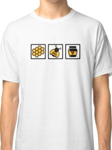 Bee honey Classic T-Shirt