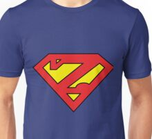 Zuperman (Primary Colors) Unisex T-Shirt