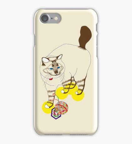 Eat . Play . Love iPhone Case/Skin