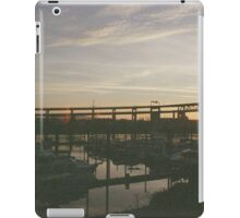 The Marina #1 iPad Case/Skin
