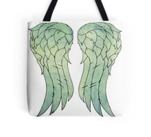 Daryl Dixon's jacket wings Tote Bag