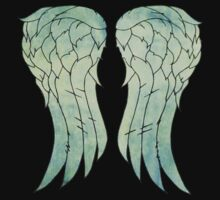 Daryl Dixon's jacket wings T-Shirt