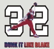 """Dunk It Like Blake"" by dandyman"