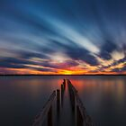 Cleveland Point Sunset by McguiganVisuals