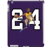 """Dunk It Like Kobe w/o text"" iPad Case/Skin"