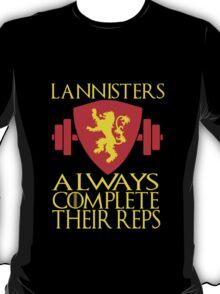 Lannister Workout T-Shirt