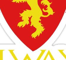 Lannister Workout Sticker