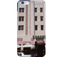 Miami Beach - Art Deco iPhone Case/Skin