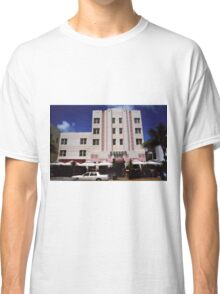 Miami Beach - Art Deco Classic T-Shirt