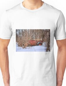 Snow Spreader Unisex T-Shirt