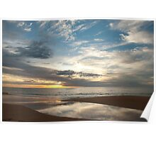 North Avoca Dawn Poster