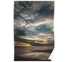 Sea, Sand and Sky Poster