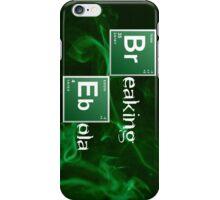 Breaking Ebola iPhone Case/Skin