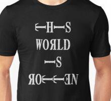 Death Note Rotten World Unisex T-Shirt