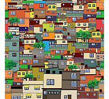 Favela, Brazil Photographic Print