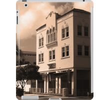 Miami Beach - Art Deco iPad Case/Skin