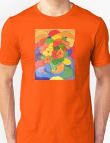 Nasturtiums # 5   T-Shirt