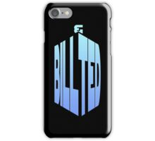 BILL AND TED - DOCTOR WHO iPhone Case/Skin