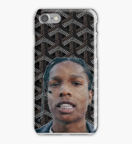 asap rocky goyard iPhone Case/Skin