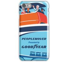 Peoplemover Graphic iPhone Case/Skin
