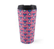 Love Pixel Art Travel Mug