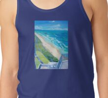 From Surfers Paradise the Gold Coast Queensland from High Surf Tank Top
