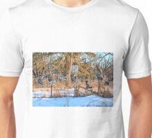 The Shoe Fence Unisex T-Shirt