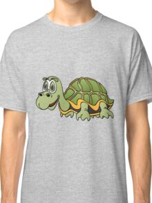 Turtle Cartoon Classic T-Shirt