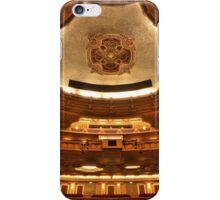 The Oriental Theatre Ceiling iPhone Case/Skin