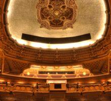The Oriental Theatre Ceiling Sticker