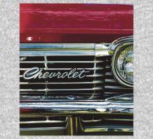 Chevrolet Impala Grill Kids Tee