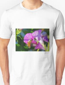 Bees,Flowers,Water! Unisex T-Shirt