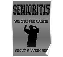 SENIORIT15 Poster