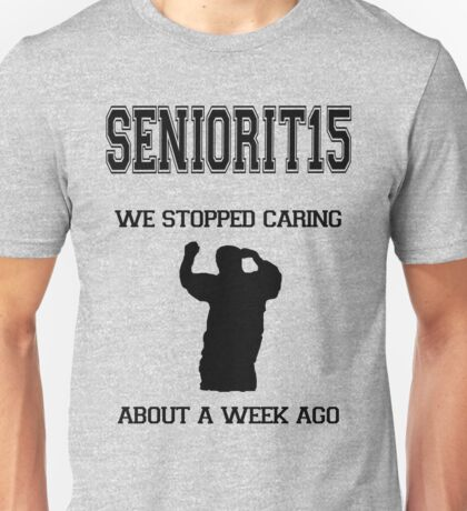 SENIORIT15 Unisex T-Shirt
