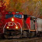 Uphill Freight by sundawg7
