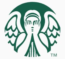 Starbucks Don't Blink Baby Tee