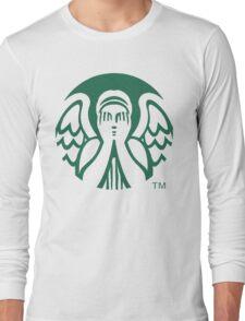 Starbucks Don't Blink Long Sleeve T-Shirt
